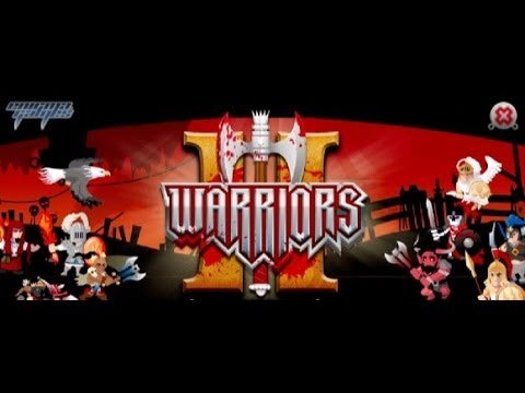 RPG Game Warriors 2 Road to Ragnarok iPhone App Review