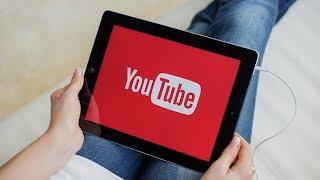 что я смотрю на youtube