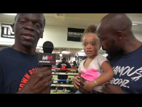 Shawn Porter vs. Andre Berto predictions from the Mayweather Boxing Club