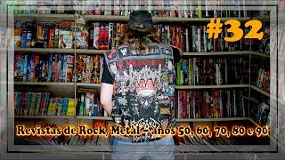 Revistas de Rock/Metal – anos 50, 60, 70, 80 e 90 #32