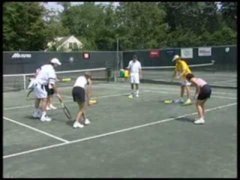 Fun Cardio Tennis Game