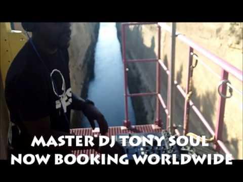 MASTER DJ TONY SOUL - KORINTH CANAL SESSIONS VOL. 2 - GREECE - DELIGHTRADIO.FM - DEEP HOUSE
