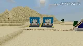 parte 3 de ônibus que eu fiz no minecraft