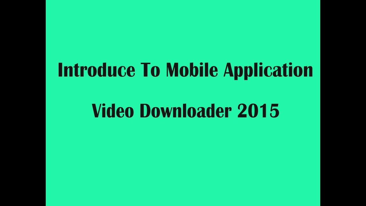 youtube filmpjes downloaden android tablet