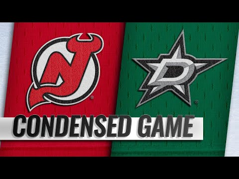 01/02/19 Condensed Game: Devils @ Stars