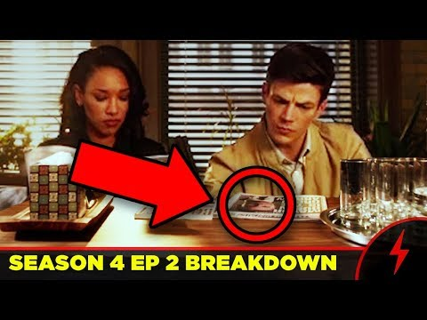 """Flash 4x02 Breakdown """"MIXED SIGNALS"""" - WHAT YOU MISSED (BATMAN EASTER EGG EXPLAINED)"""