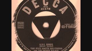 The  Five Smith Brothers - A-B-C Boogie