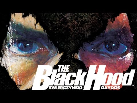 THE BLACK HOOD #1 from Dark Circle Comics Launch Trailer