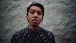 Adhe Arrio video interview for his debut release on Turn On Plastic music