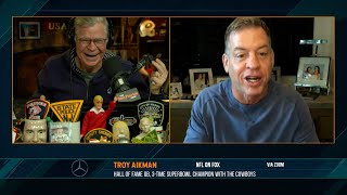 Troy Aikman on the Dan Patrick Show (Full Interview) 1/18/21