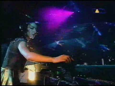 "Mayday 1994 - Marusha playing 3 Steps Ahead ""Hardcore"""