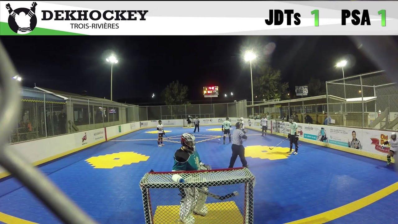 Dek hockey trois rivieres