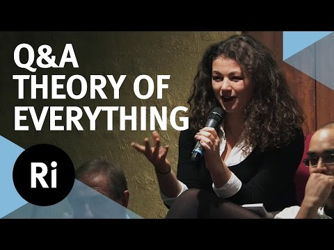 Q&A - The Search for the Theory of Everything with John Gribbin
