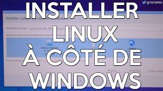 Tutoriel | Installer Linux à côté de Windows |HD Français