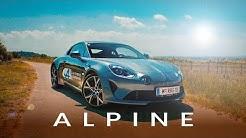 Alpine A110 - Sportwagen des Jahres?