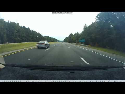 "North Carolina State Highway Patrol ""SHP-1731"" Speeding in Work Zone"