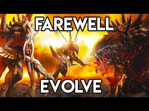 FAREWELL TO EVOLVE