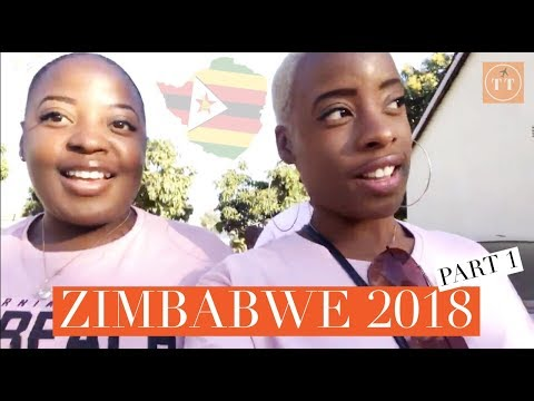 ZIMBABWE AFTER 12 YEARS! | Travel Twinstas