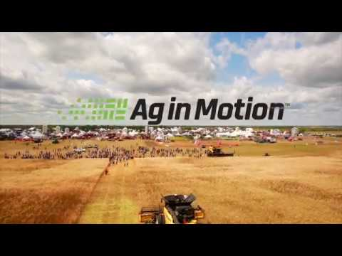 ABERHART AG Solutions Growing The Future 2018 at Ag In Motion