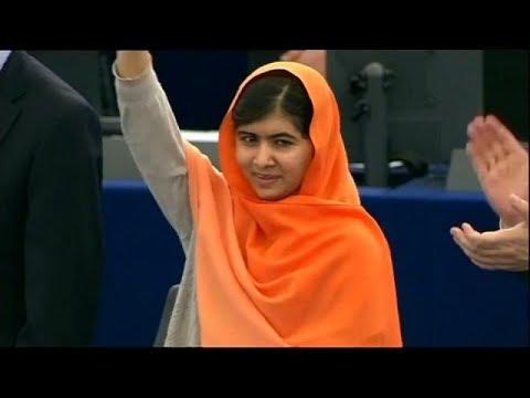 بعد نجاتها من رصاص حركة طالبان.. ملالا يوسفزاي تُقبل في جامعة -أكسفور-