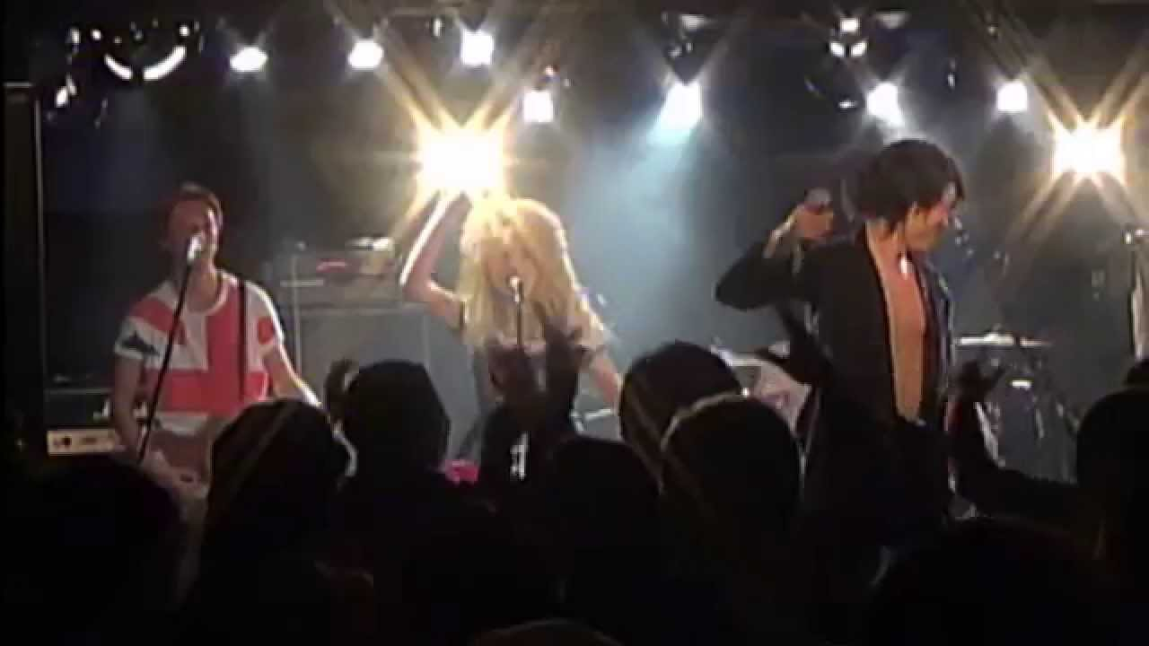 LOVE LEPPARD (Tribute to Def Leppard) - Photograph cover
