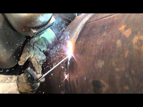 Pipeline Welding  -  Multiple Sections