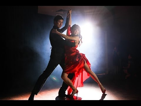 Bridal Dance: Argentine Tango