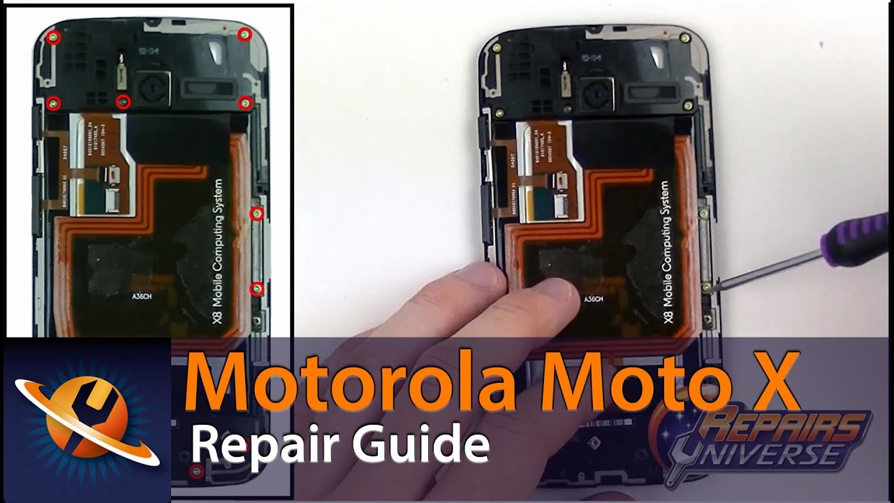 motorola moto x take apart repair guide youtube rh youtube com
