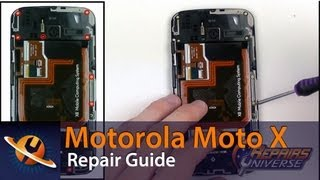 Motorola Moto X Take Apart Repair Guide