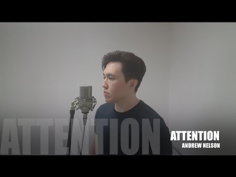 Charlie Puth - Attention (Andrew Nelson Cover)