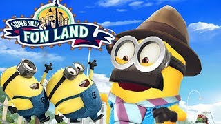 Despicable Me: Minion Rush New Update - Super Silly Fun Land