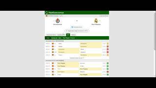Прогноз на матч Вальядолид Реал Мадрид 20 февраля
