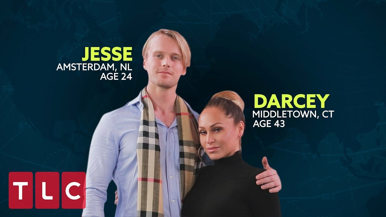 Darcey and Jesse Are Back! | 90 Day Fiancé: Before the 90 Days