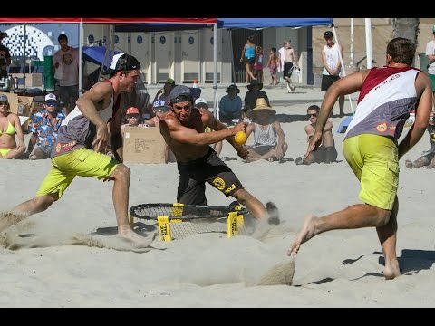 Game 3: Chico Spikeball vs. Handsome Beavers: Long Beach Classic