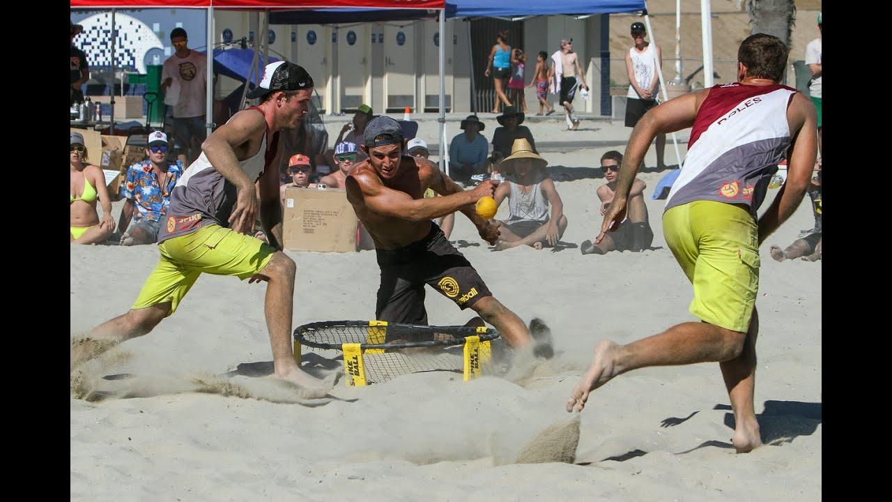 Game 3: Chico Spikeball vs. Handsome Beavers: Long Beach Classic ...