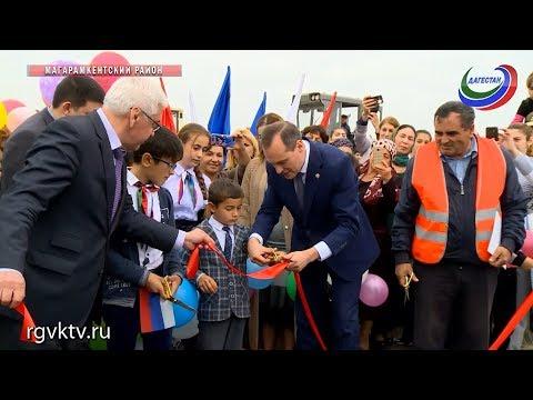 Артем Здунов посетил Южный Дагестан