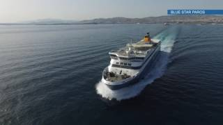 Καλώς ήρθατε στο Blue Star Paros - Welcome on board Blue Star Paros
