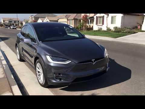 Tesla Model X 2017 - REVIEW AND AUTOPILOT