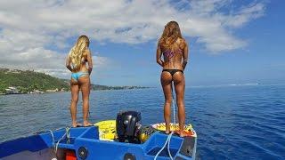 Surfer Hottest girl naked