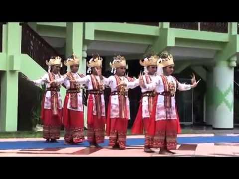 Tari Sembah Lampung