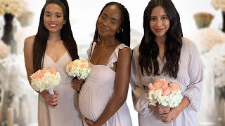 We Became Bridesmaids for a Day!! (Beauty Trippin)