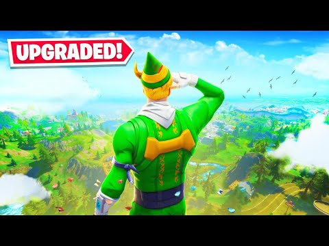 Fortnite Like You Have *NEVER* Seen it Before!
