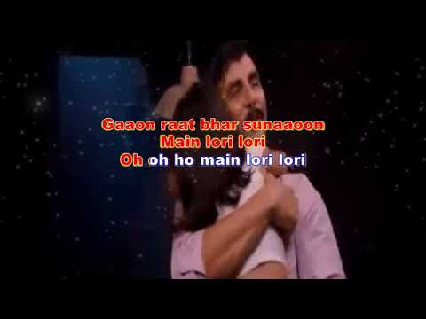 Chandaniya (Lori Lori) karaoke Rowdy Rathore
