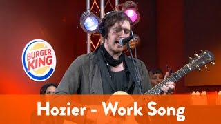 Hozier - Work Song [LIVE] | The Kidd Kraddick Morning Show