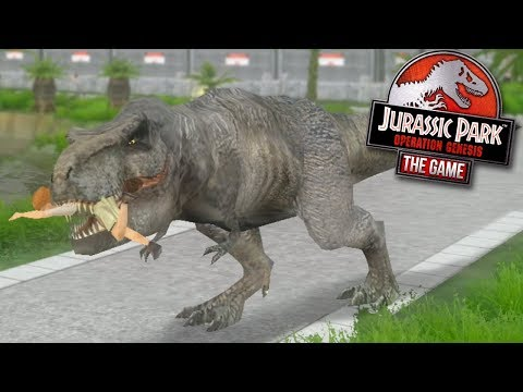 DINOSAUR BREAKOUT! - Jurassic Park Operation Genesis | FINAL