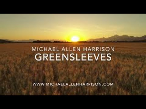 Greensleeves (On Piano) - Michael Allen Harrison