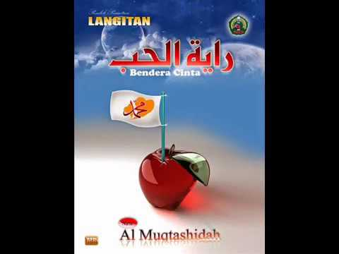 Full Album Al Muqtashidah Langitan Vol 5   Album Sholawat Bendera Cinta (Musik Islami Indonesia)