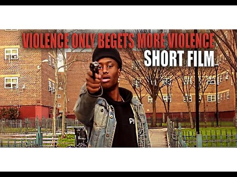Violence Only Begets More Violence (New Short Film) Directed By: Clifford Edwards