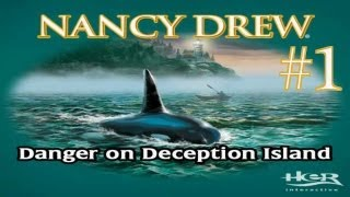 Nancy Drew: Danger on Deception Island Walkthrough part 1