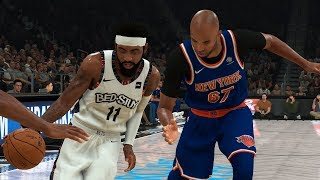 NBA Today 12/26 Brooklyn Nets vs New York Knicks Full Game Highlights   NBA 2K
